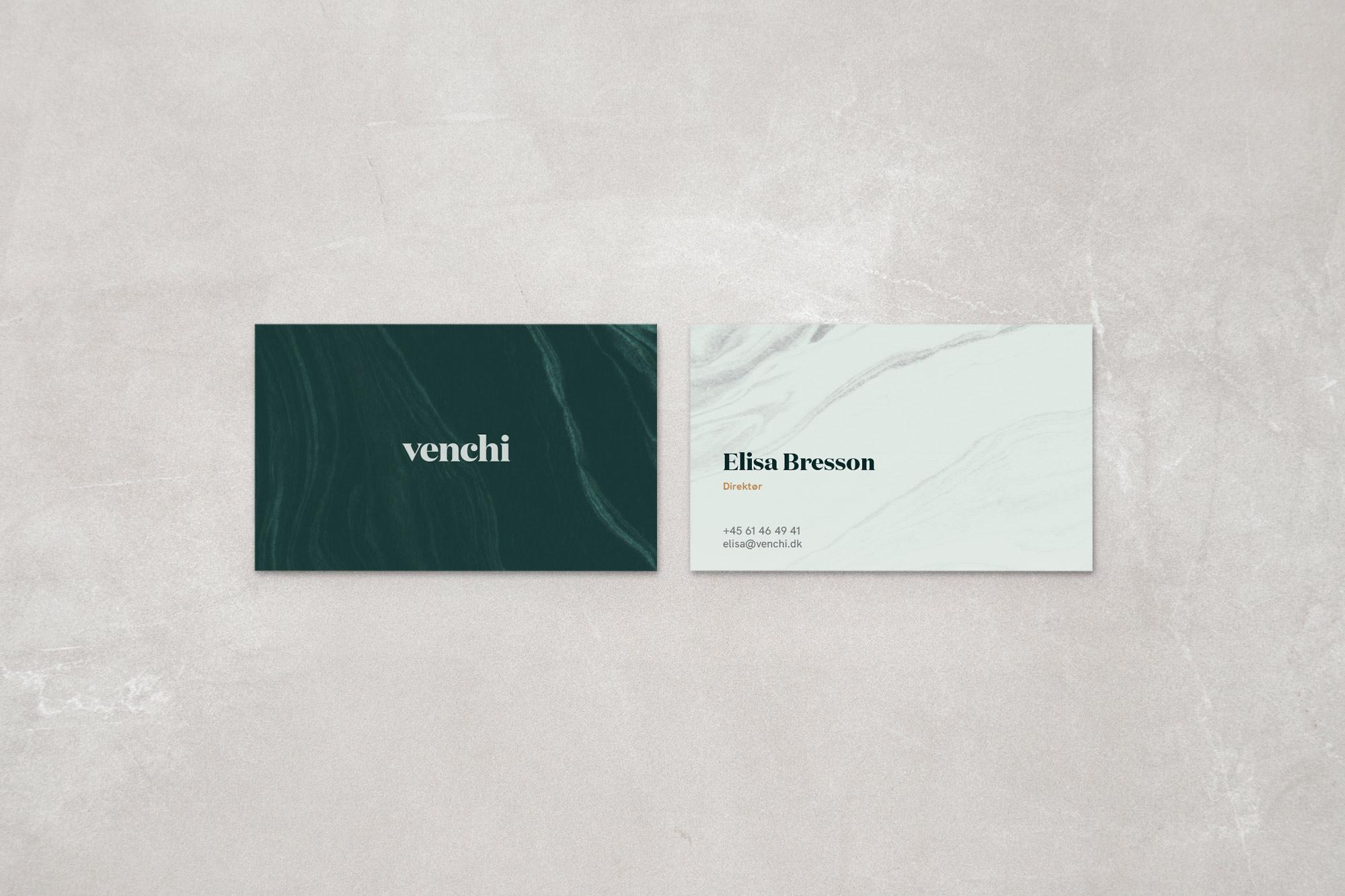 Venchi_Visitkort
